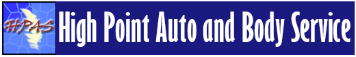 High Point Auto and Body Service, Logo